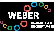 Weber Werbetechnik | Werbemittel & Beschriftungen